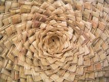Handmade Woven Baskets royalty free stock photos