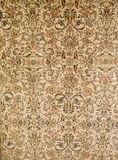 Handmade woven rug Royalty Free Stock Images