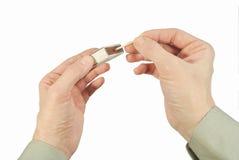 handmatches Fotografering för Bildbyråer