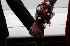 Handn hand Stock Foto