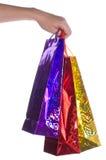 handpackar Royaltyfri Fotografi