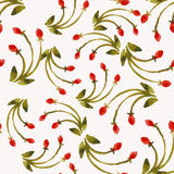 Handpaint watercolor  seamless pattern Stock Image