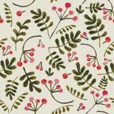 Handpaint watercolor seamless. Pattern for design scrap book paper, textile, web sites, pattern fills vector illustration
