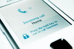 Handphone Royalty Free Stock Photography