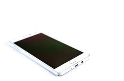 Handphone on White Royalty Free Stock Images