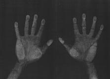 Handphotokopie Scan Lizenzfreies Stockfoto