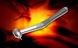 Handpiece dental Foto de Stock Royalty Free