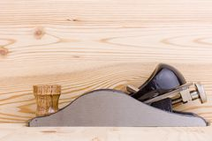 Handplane Royalty Free Stock Photography