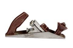 Handplane en métal Photographie stock