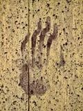 Handprint Immagine Stock
