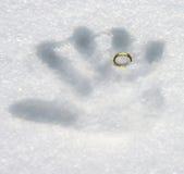Handprint Stockfotos