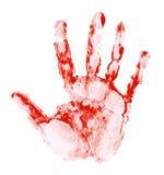 Handprint Images libres de droits