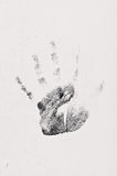 Handprint stock images