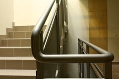 Handrail Royalty Free Stock Photo