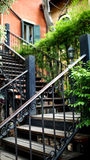 handrail fotos de stock