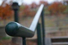 handrail Royaltyfri Fotografi