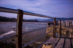 handrail imagem de stock