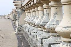 handrails imagem de stock