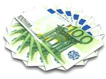 handred евро бесплатная иллюстрация