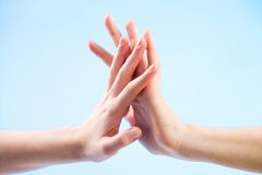 Free Hands Stock Photography - 2585012