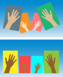 Hands Royalty Free Stock Photography
