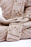 Hands of Buddha Stock Photography