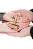 Hands business Royalty Free Stock Images