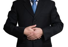 Hands businessman royalty free stock photography