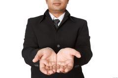 hands of businessman Stock Image