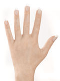 Hands and Fingers Royalty Free Stock Photo