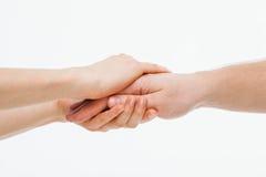 Hands group Stock Photos