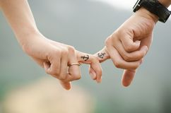 Hands, Love, Couple, Together Stock Photos