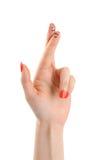 Hands. Love. Gesture. Stock Photo