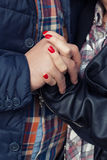 Hands in love of the happy couple bonded together Royalty Free Stock Images