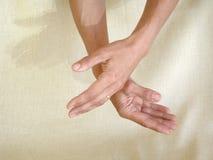 hands mystical Στοκ φωτογραφίες με δικαίωμα ελεύθερης χρήσης