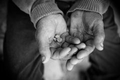 Free Hands Of Fisherman Stock Photos - 48567633