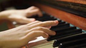 Hands Pianist Stock Photos