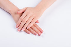 hands s women Στοκ Φωτογραφία