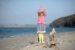 Hands Up! Royalty Free Stock Photos