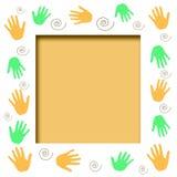 Hands volunteer Stock Photography