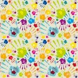 Hands wallpaper Stock Photos
