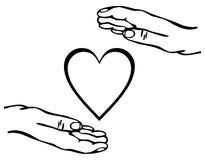 hands1 Стоковое фото RF
