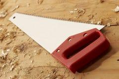 handsaw Στοκ Φωτογραφία