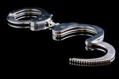 Handschellen stockfotografie
