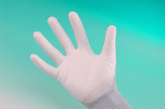 Handschoen Stock Fotografie