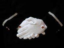Handschoenen stock foto's