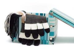 Handschoenen Stock Afbeelding