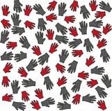 handschoenen Royalty-vrije Stock Afbeelding