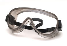 Handschoenen en Beschermende brillen Royalty-vrije Stock Fotografie