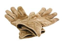 Handschoenen - Paar Royalty-vrije Stock Foto's